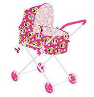 """Игрушечная коляска для кукол """"Disney - Minnie"""""""