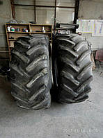Шины б/у 600/70R30 Goodyear для трактора JOHN DEERE, CASE IH, фото 1