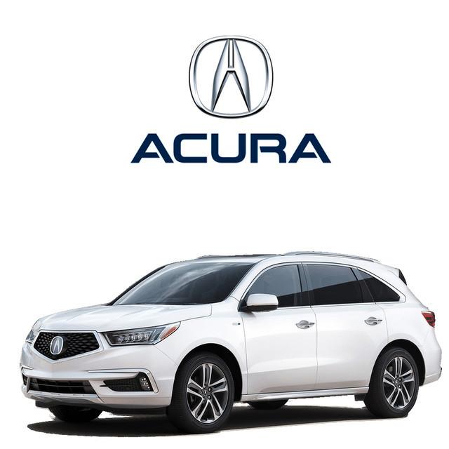 Защита двигателя и КПП для Acura