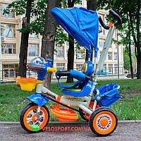 Детский трехколесный велосипед Baby Club Кунг-фу панда