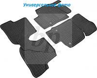 Коврики салона Hybrid (текстильные с бортиком) avto-gumm Toyota Yaris III (тойота ярис 3 2011г, 2014+)