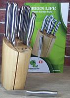 Набор ножей 7 в 1 GREEN LIFE GL-E0046