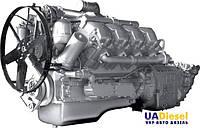Двигун ЯМЗ-7511