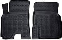 Полиуретановые передние коврики для Chery Tiggo 3 2016- (AVTO-GUMM)