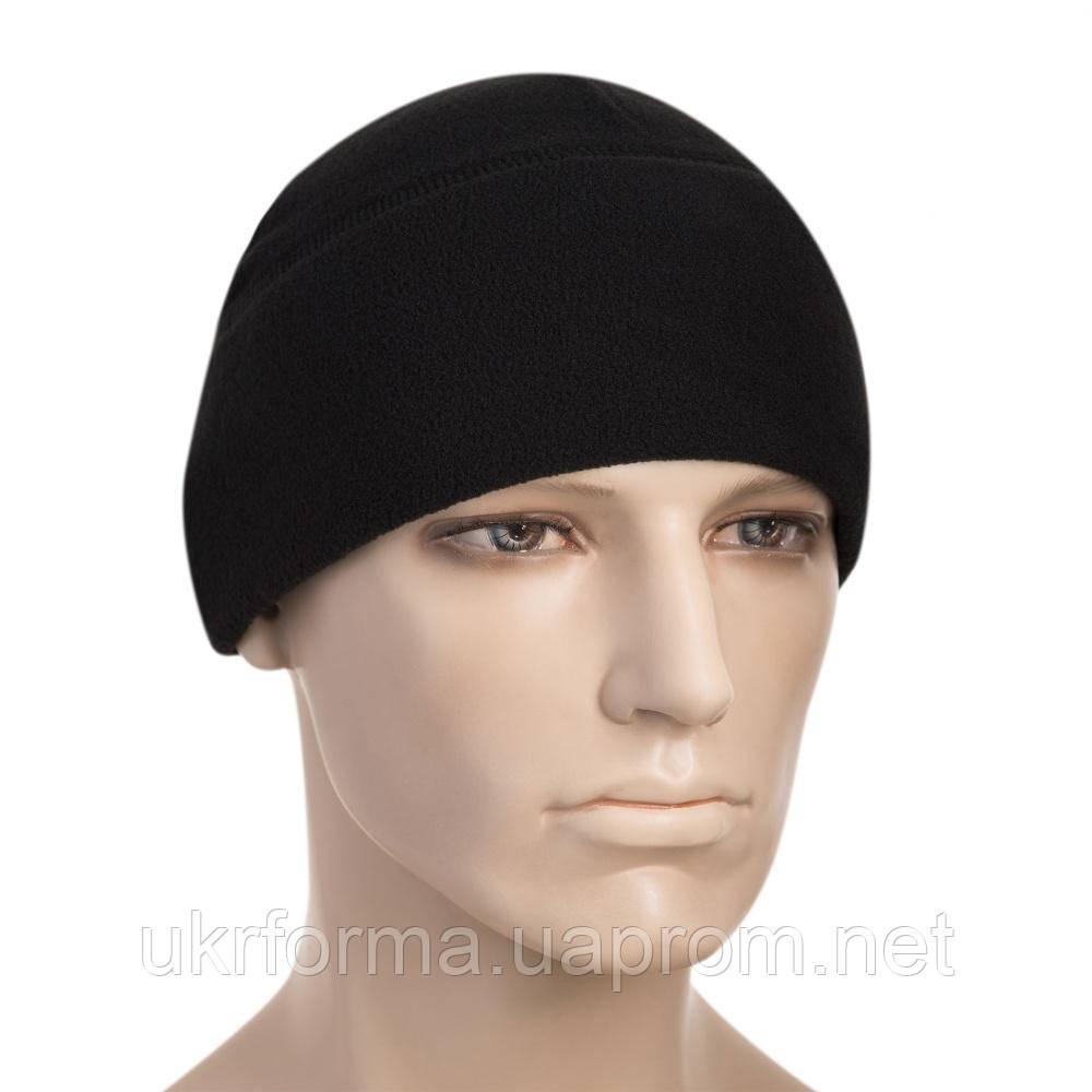 ШАПКА WATCH CAP ФЛИС (260Г/М2) WITH SLIMTEX BLACK
