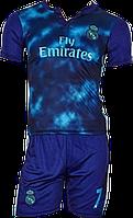 Форма футбольная детская Real Madrid Ronaldo (S-M-L-XL)
