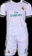 Форма футбольная детская Real Madrid Ronaldo (2) (S-M-L-XL)