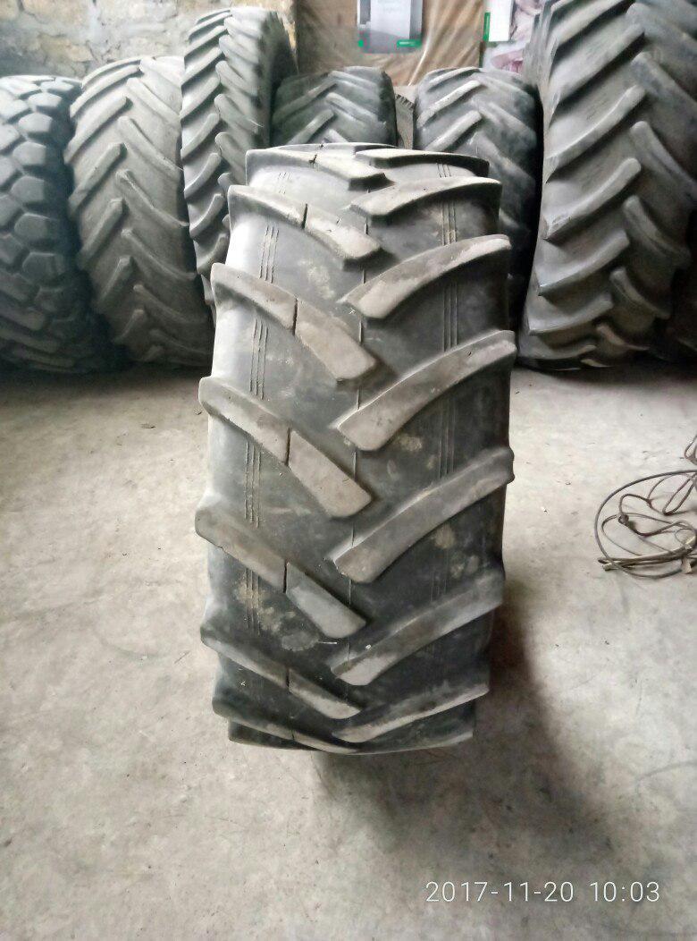 Шины б/у 540/65R30 Belshina для трактора JOHN DEERE