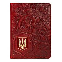 """Обложка на паспорт """"Барвинок"""""""