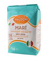 Мука для пиццы 00 Mari (ТМ Molino Naldoni) Италия 25 кг/мешок