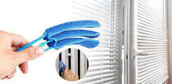 Щетка для чистки жалюзи и радиаторов Clean Blinds Fast, фото 2