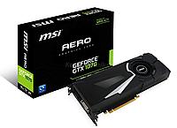 MSI GeForce GTX 1070 AERO 8GB GDDR5 VR Ready