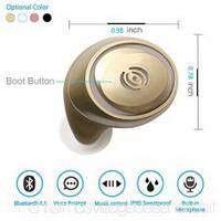 Гарнитура Ecnaka Bluetooth 4.1