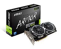 MSI GeForce GTX 1070 ARMOR 8GB GDDR5 VR Ready