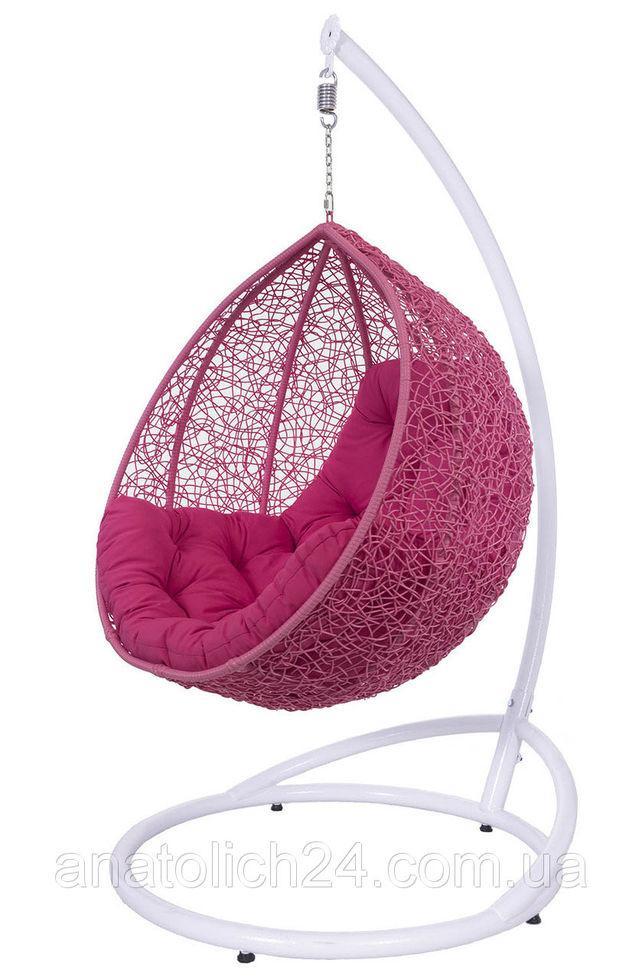 Подвесное кресло Gardi Розовая-Розовая
