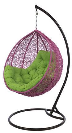 Подвесное кресло Gardi Розовая-Розовая, фото 2