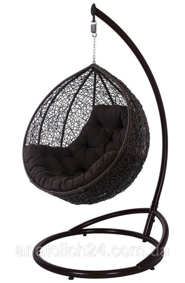 Подвесное кресло  Gardi Шоколад-Шоколад