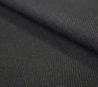 Ткань диагональ черная ш.85