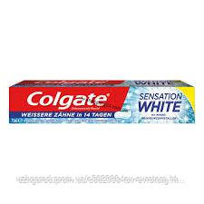 Зубная паста Colgate Sensation White 75 мл.