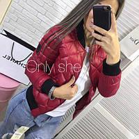 Куртка женская весенняя короткая