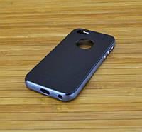 Пластиковый  Чехол на Айфон,  iPhone 5\5s CARBON