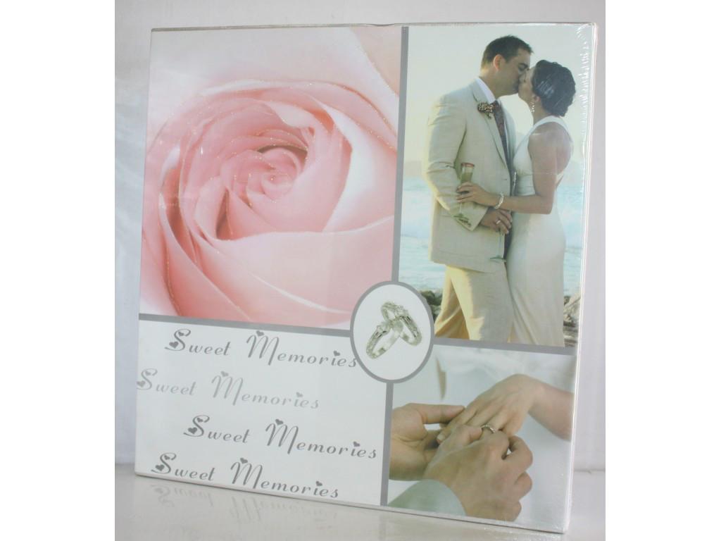 Фотоальбом на 20 магнитных листов Свадьба 5021-41