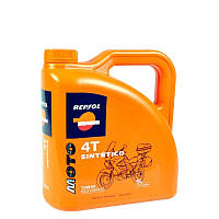 Моторное масло Repsol moto synt 10w40 4t