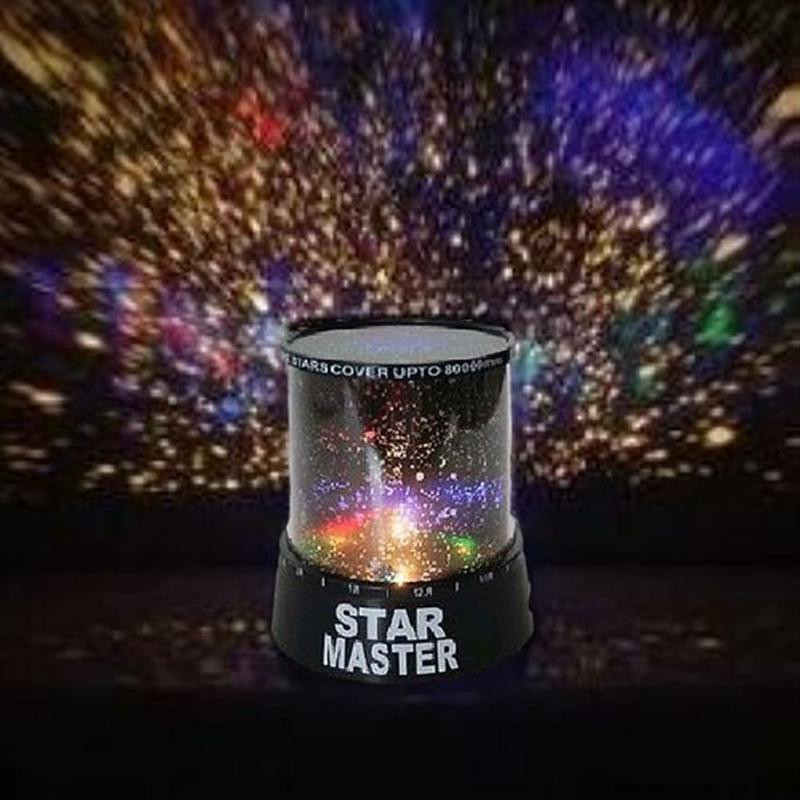 "Ночник ""Звездное небо"" Star Master | Стар Мастер"