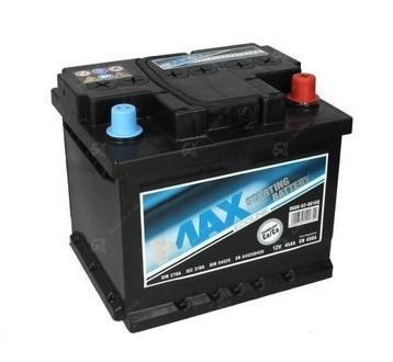 АКБ аккумулятор 12В 45А/ч 330A 4MAX