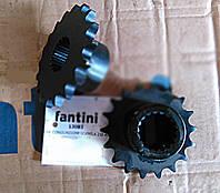 Звездочка Z-18 под шлицы жатки Fantini, 13083