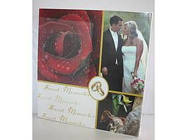 Свадебный Фотоальбом на 20 магнитных листов 5021-41