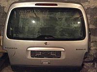 Дверь задняя ляда Peugeot Partner Citroen Berlingo
