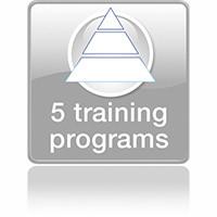 5 программ тренировки