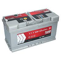 Аккумулятор автомобильный Fiamm Titanium 100AH R+ 870А