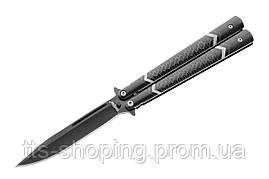 Нож балисонг 1010, Складной нож-бабочка для флиппинга