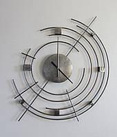 Кованые сувенирные часы, ручная работа, диаметр 83 см