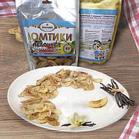 Конфеты жевательные «Ломтики яблочные сушеные с ванилином», 100 г, фото 1