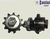 Звездочка натяжная Z=11 в сборе Fantini 16567