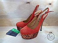 Туфли на шпильке New look Gorgeous (38 размер) бу