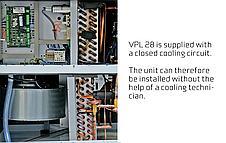 Рекуператор с тепловым насосом VPL 28, фото 2