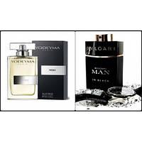 YODEYMA NERO Eau de Parfum 100мл (идентична MAN IN BLACK Bvlgari)