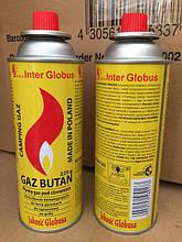 Баллон для газовой горелки Inter Globus (Польша) 225 мл