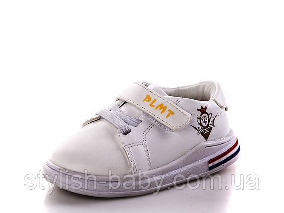 Детская спортивная обувь оптом. Детские кеды бренда Paliament для мальчиков (рр. с 15 по 20), фото 2