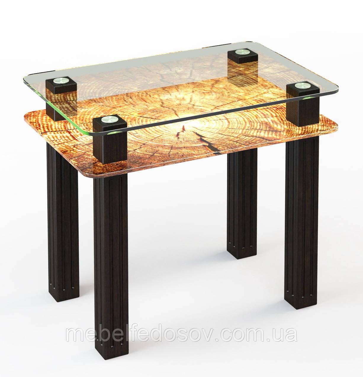 Стол стеклянный обеденный SW4  (Эскадо/Escado)