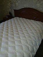 Одеяло шерстяное двуспальное размер 180х210, фото 1