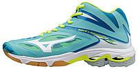 Женские волейбольные кроссовки Mizuno Wave Lightning Z3 Mid (W) v1gc1705-04
