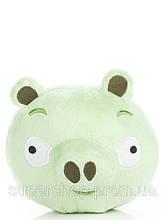Игрушка Angry Birds зеленая свинка (энгри бьордс пиг)