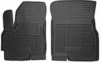 Полиуретановые передние коврики для Chery Tiggo 5 2016- (AVTO-GUMM)