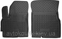 Поліуретанові передні килимки в салон Chery Tiggo 5 2016- (AVTO-GUMM)