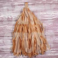 Гирлянды тассел карамельные, 35 см, 5 шт